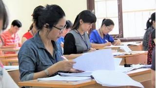 Ba thí sinh Nam Định tăng gần 30 điểm sau phúc khảo bài thi THPT Quốc gia