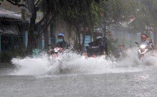Cảnh báo mưa lũ, sạt lở đất sau bão số 3 ở hàng loạt địa phương