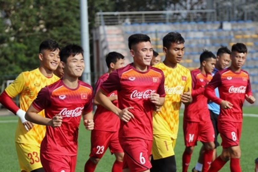 Danh sách U22 Việt Nam chuẩn bị cho SEA Games