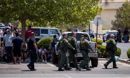 Ít nhất 20 người chết sau vụ xả súng vào siêu thị ở Mỹ