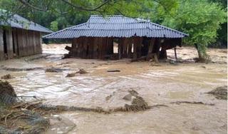 Số người mất liên lạc tại Quan Sơn, Thanh Hóa lên tới 16 người