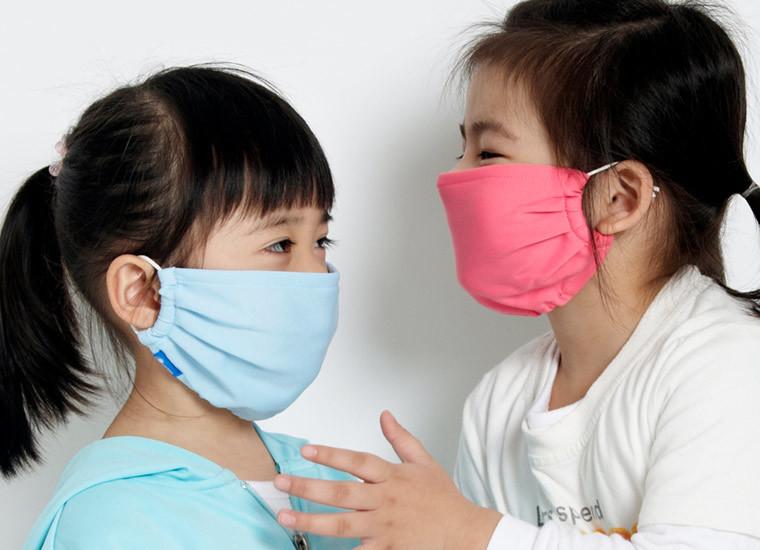 trị viêm họng ở trẻ