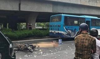 Danh tính người đàn ông bị xe buýt cán tử vong ở Hà Nội