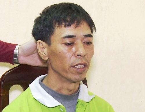 Cái kết cho đối tượng cầm hung khí cướp phòng giao dịch ngân hàng Agribank ở Thái Bình2