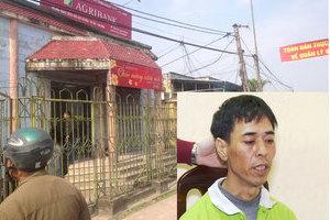 Cái kết 'đắng' cho kẻ cầm hung khí cướp ngân hàng Agribank ở Thái Bình