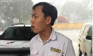 Công an mời tài xế taxi đánh 3 cô gái tại bến xe Yên Nghĩa lên làm việc