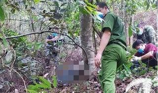 Tá hoả phát hiện thi thể nam thanh niên phân huỷ trong rừng