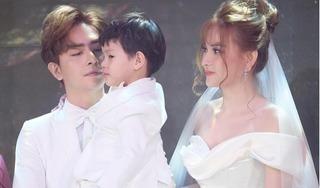 Bố dượng Kin Nguyễn đối xử không tốt với con riêng của Thu Thủy là ai?