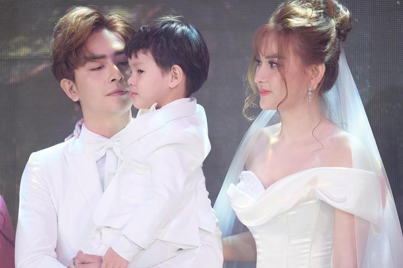 Bố dượng Kin Nguyễn người bạo hành con riêng của Thu Thủy là ai?