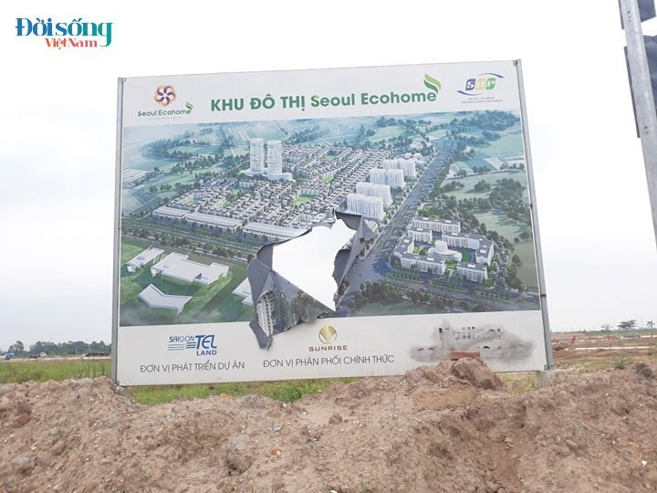 Hải Phòng: Hé lộ nhiều sai phạm dự án khu đô thị Tràng Duệ - Seoul Ecohome3