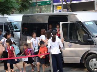 Vụ cháu bé tử vong vì bị bỏ quên trên ô tô: Xe đưa đón hoạt động 'chui'
