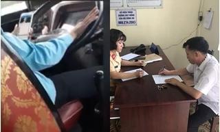 Đuổi việc tài xế vừa lái xe khách vừa xem điện thoại trên cao tốc Hà Nội - Hải Phòng