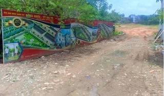 Dự án Khu dân cư mới Đồng Khốc (Thái Nguyên): Rao bán... bãi đất hoang