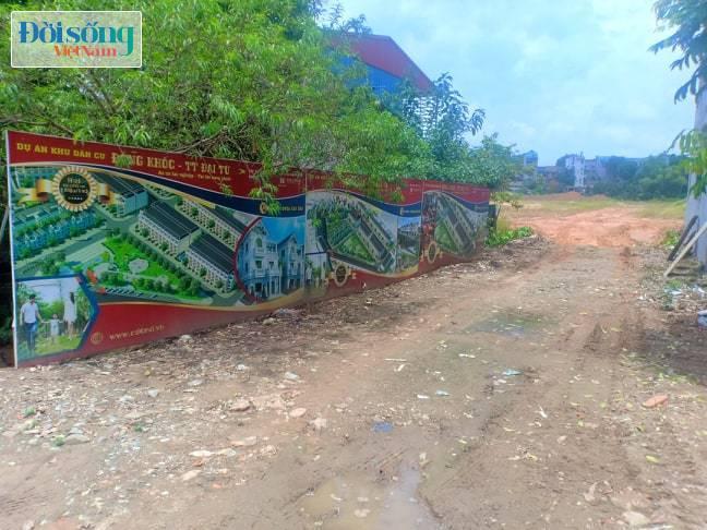 dự án khu dân cư mới Đồng Khốc 7
