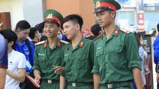 Điểm chuẩn năm 2019 của 18 trường quân đội chính xác nhất
