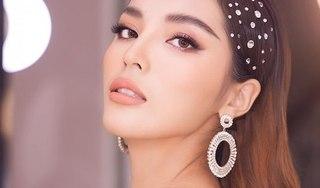 Sau khi giảm 10kg, Hoa hậu Kỳ Duyên khoe vòng 1 hững hờ đốt mắt