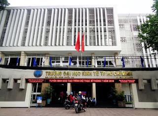 Điểm chuẩn Đại học Kinh tế TPHCM năm 2019 cao nhất 25,1 điểm