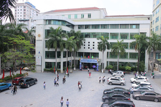Điểm chuẩn trường Đại học Lao động-Xã hội năm 2019