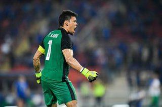Trước trận gặp Việt Nam, tuyển Thái Lan 'đau đầu' vị trí thủ môn