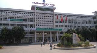 Điểm chuẩn Đại học Vinh năm 2019