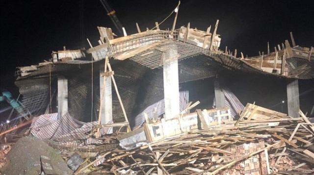Danh tính thi thể tìm thấy trong đống đổ nát vụ sập giàn giáo tại Hải Phòng