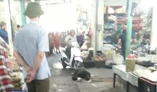 Một người phụ nữ bị chém tử vong khi đang đi chợ