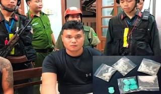 Nam sinh viên mua ma túy hình cú mèo chưa kịp sử dụng thì bị công an bắt