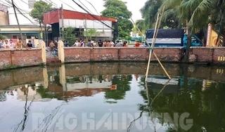 Hải Dương: Bé trai 10 tuổi chết đuối thương tâm ở giếng làng