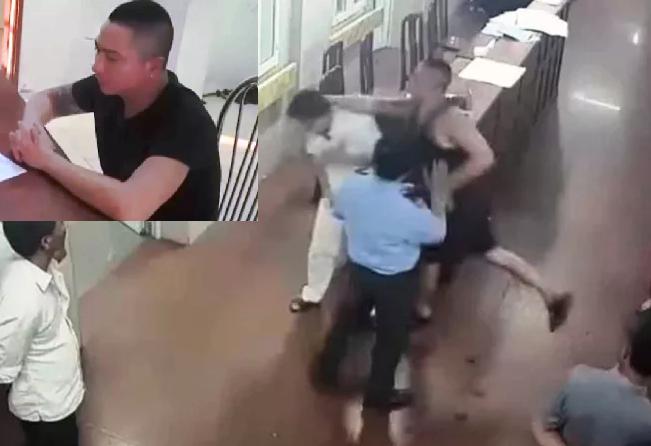 Đưa con gái đến bệnh viện, người đàn ông ở Nam Định hành hung bác sĩ vì 'không nhiệt tình'