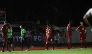 Thai League tiếp tục làm xấu mặt bóng đá Thái Lan