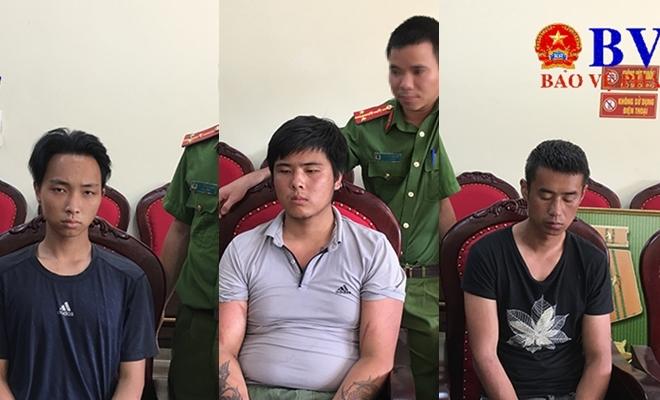 Cận mặt 3 đối tượng người Trung Quốc sát hại, cướp taxi ở Lạng Sơn