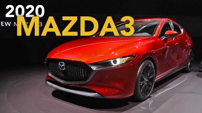 Khám phá Mazda3 2020 cực đẹp vừa ra mắt, giá hơn 700 triệu đồng