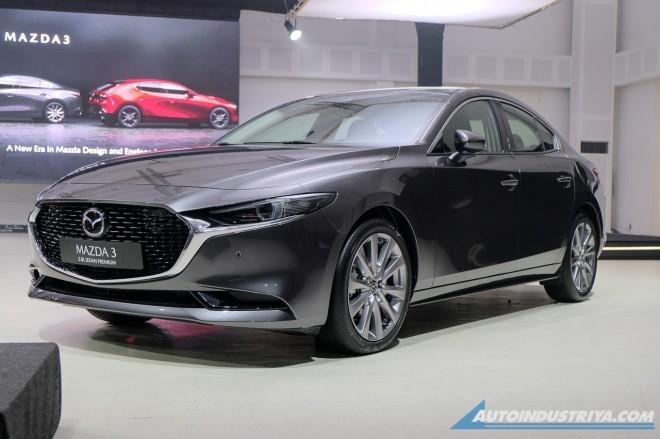 Khám phá Mazda3 2020 cực đẹp vừa ra mắt, giá hơn 700 triệu đồng2