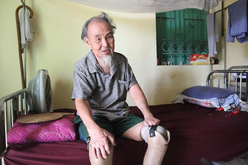 Những mảnh đời bất hạnh ở trại phong Bình Phú chưa bao giờ biết đến Vu Lan, xây mộ cho mình trước khi qua đời