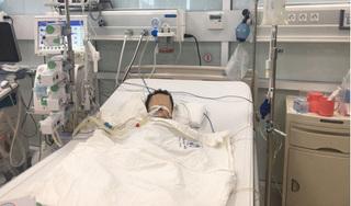Bé trai nguy kịch vì uống thuốc hạ sốt của người lớn suốt 4 ngày