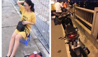 Vụ cô gái nhảy cầu Vĩnh Tuy: Nạn nhân ăn cơm nhà bạn trai trước khi tự tử