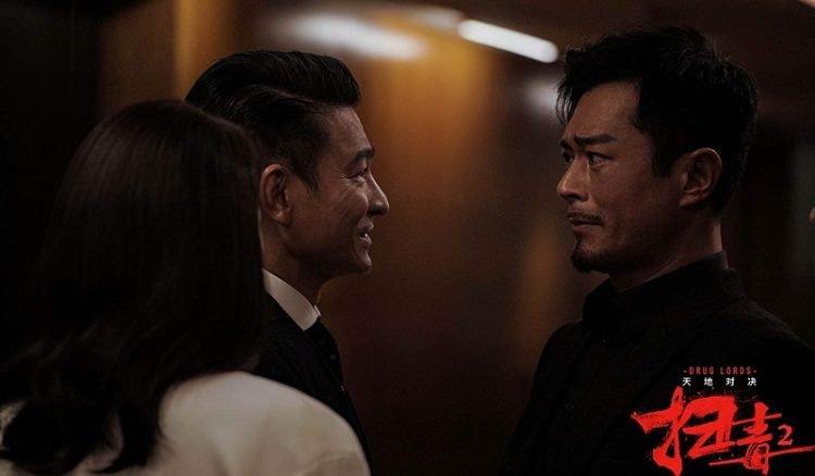 Phim của Cổ Thiên Lạc, Lưu Đức Hoa gây bão diện rộng tại Trung Quốc