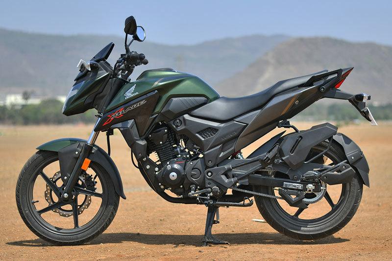 Honda X Blade đẹp mê ly ra mắt với giá rẻ bất ngờ2