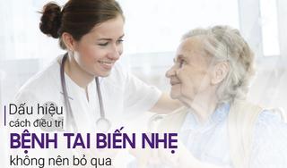 Dấu hiệu và cách điều trị bệnh tai biến nhẹ không nên bỏ qua