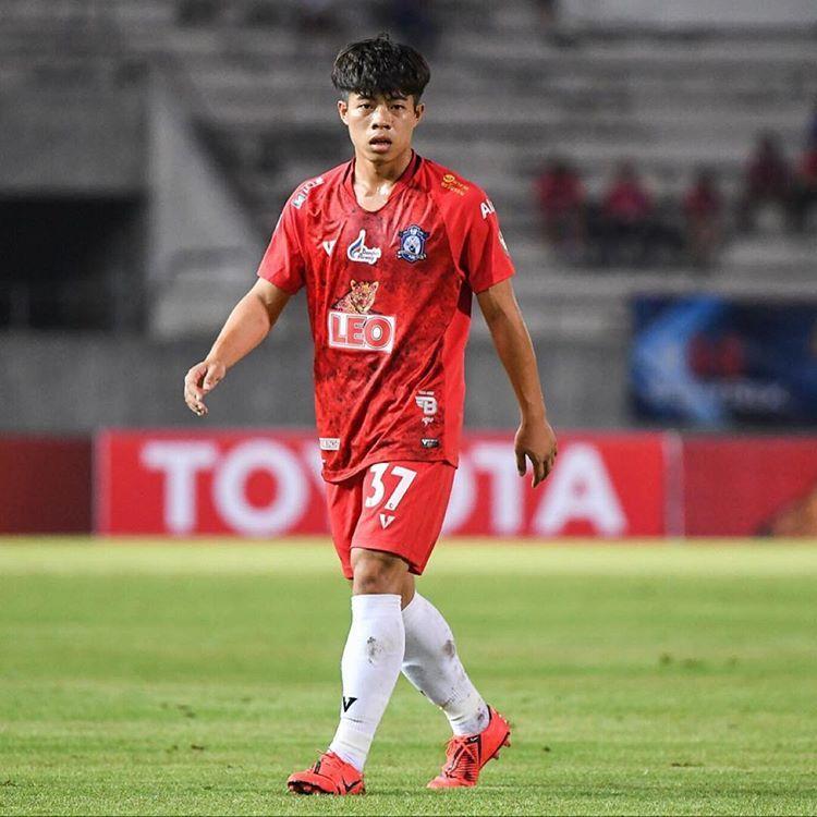 Tiền vệ Ekanit Panya là nhân tố quan trọng của Thái Lan ở vòng loại World Cup 2022
