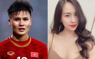 Vẻ nóng bỏng và cuộc sống sang chảnh của 'bạn gái mới' Quang Hải