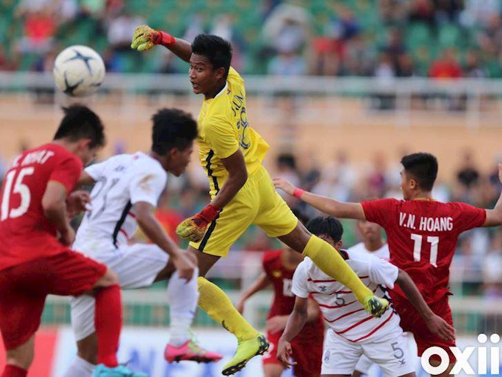 Đội tuyển U18 Việt Nam chính thức bị loại khỏi giải U18 ĐNA