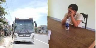 Tài xế xe khách sử dụng ma túy liều lĩnh lao xe vào chiến sĩ CSGT