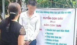 CLIP: Thanh niên mãi không có người yêu, mẹ in quảng cáo tuyển con dâu