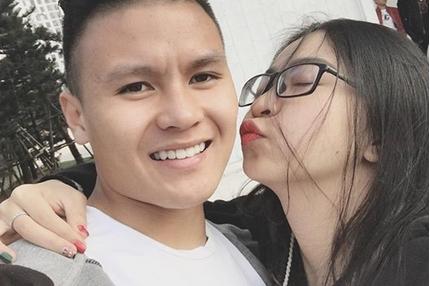 Quang Hải lần đầu lên tiếng về tin đồn chia tay Nhật Lê và có bạn gái mới hot girl