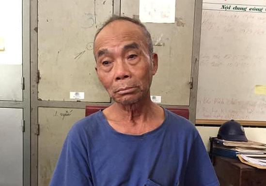 Bắt quả tang cụ ông 90 tuổi ở Nghệ An mua bán ma túy cho con nghiện