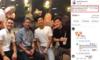 Quang Hải, Đức Chinh động viên 'thầy cũ' Hoàng Anh Tuấn sau thất bại của U18