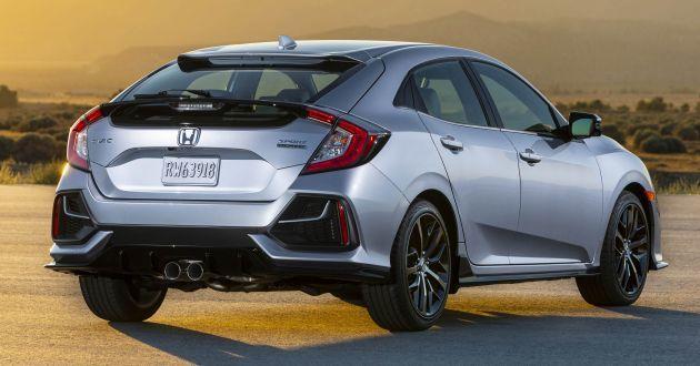 Mãn nhãn ngắm Honda Civic 2020 giá từ 500 triệu đồng vừa ra mắt2