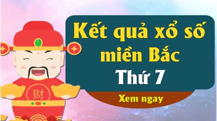 XSMB 19/9 - Kết quả xổ số miền Bắc hôm nay thứ 7 ngày 19/9/2020
