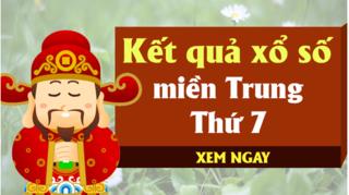XSMT 18/1 - Kết quả xổ số miền Trung hôm nay thứ 7 ngày 18/1 - KQXSMT